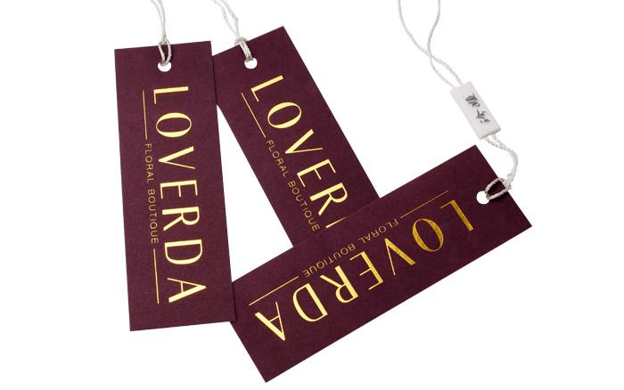 服装吊牌经常用到那些纸张,有什么优点?